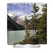 Lake Louise, Banff, Alberta, Canada Shower Curtain