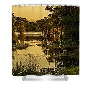 Lake Martin 2 Shower Curtain