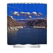 Lake Mead Shower Curtain