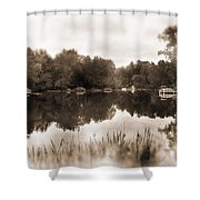 Lake Morris Shower Curtain