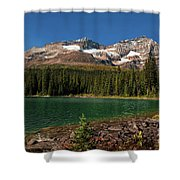 Lake O'hara, Yoho National Park Shower Curtain
