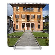 Lake Orta, Piedmont, Italy   Shower Curtain