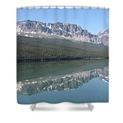 Lake Sherbourne Shower Curtain