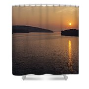 Lake Tenkiller Shower Curtain