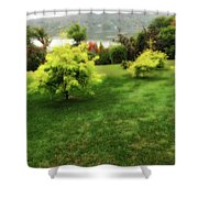 Lake Waramaug Bloom Shower Curtain