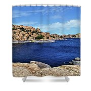 Lake Watson At The Dells 1 - Prescott, Arizona Shower Curtain