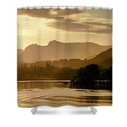 Lake Windermere Two Shower Curtain