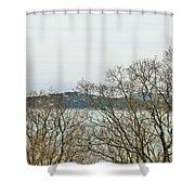 Lake021 Shower Curtain