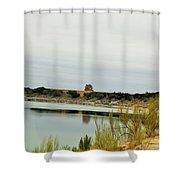 Lake030 Shower Curtain