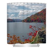 Lakes Perfection Shower Curtain