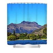 Lakeside Living Shower Curtain