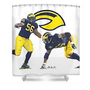 Lamarr Woodley Shower Curtain
