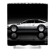Lamborghini Jarama 1972 Shower Curtain