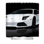 Lamborghini Murcielago Lp640 Coupe Shower Curtain