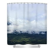 Lamborn Pano Shower Curtain