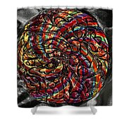 Lampion Shower Curtain