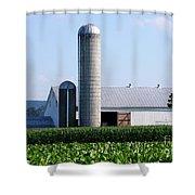 Lancaster Farm Shower Curtain
