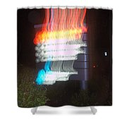 Lancaster General Emergency Room Shower Curtain