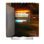 Lancaster Genral Entrance Shower Curtain