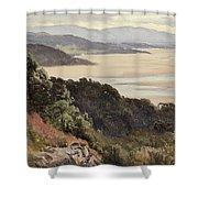Lancaster Sands Shower Curtain