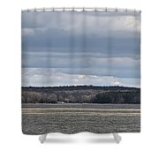 Land Between The Lakes National Recreation Area Shower Curtain