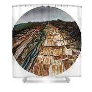 Land Of Promise Shower Curtain