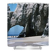 Lands End Archway Shower Curtain