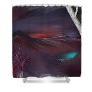 Landscape 030711 Shower Curtain