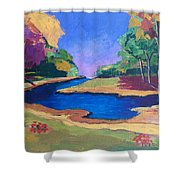 Landscape 7 Shower Curtain