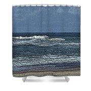 Landscape  #750 Shower Curtain