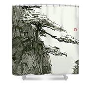 Landscape - 76 Shower Curtain