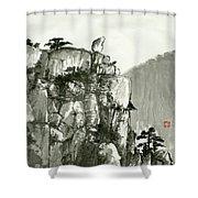 Landscape - 77 Shower Curtain