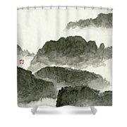 Landscape - 80 Shower Curtain