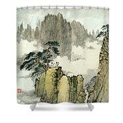Landscape - 88 Shower Curtain