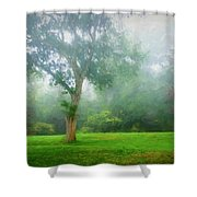 Landscape Beauty Shower Curtain