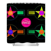 Landscape Candy Shower Curtain