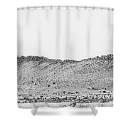 Landscape Galisteo Nm I10i Shower Curtain