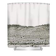 Landscape Galisteo Nm I10k Shower Curtain