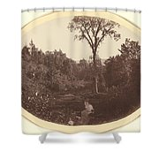 Landscape Near Williams College Shower Curtain