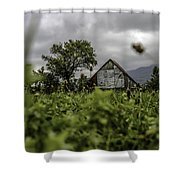 Landscape Photo In Nature Shower Curtain