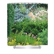 Landscape Sampler Shower Curtain