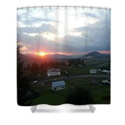 Landscapee Shower Curtain