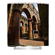 Lanercost Priory Shower Curtain