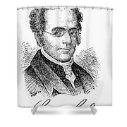 Langdon Cheves (1776-1857) Shower Curtain