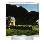Langsund Shower Curtain