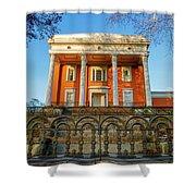 Lanier Mansion Shower Curtain