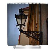 Lantern Of Wittenberg Shower Curtain