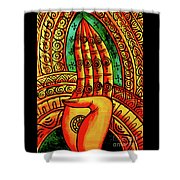 Offering, Lao Collection Shower Curtain