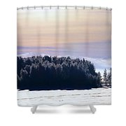 Lappajarvi2 Shower Curtain