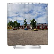 Lappeenranta Fortress Shower Curtain